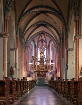 Propsteikirche St. Marien, Kempen