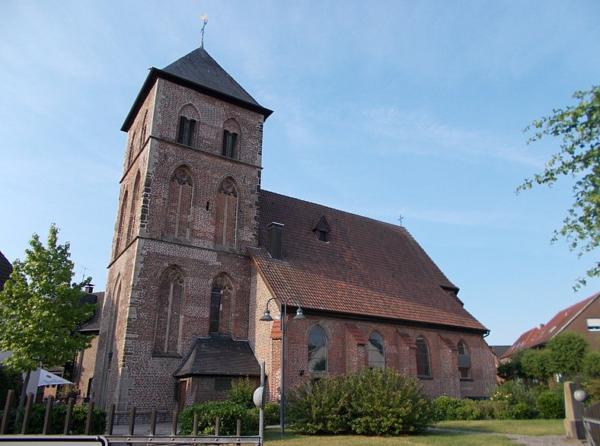 St. Georgskirche, Schermbeck
